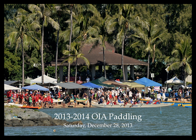 12-28-13 OIA 2013-2014 December 28, 2013 High School Paddling.
