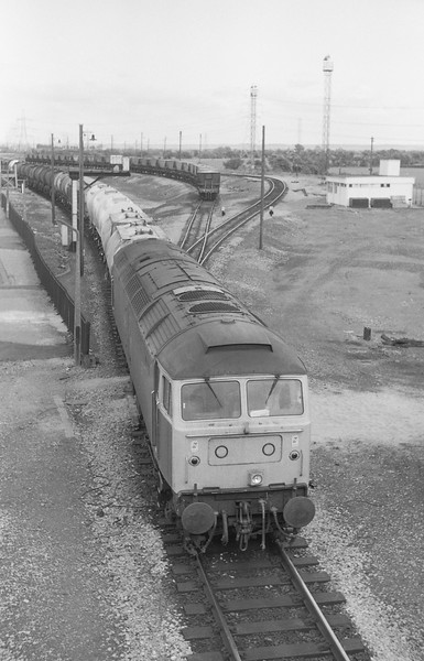 47332, down tanks, Severn Tunnel Junction, 4-6-86.
