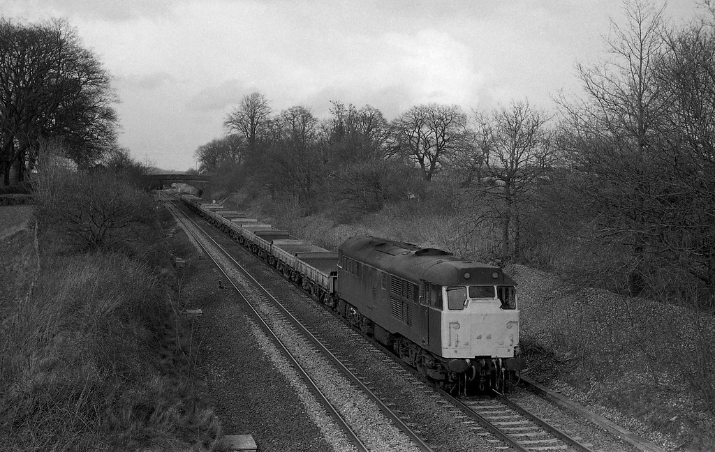 31406, down departmental, Willand, near Tiverton, 9-4-87.