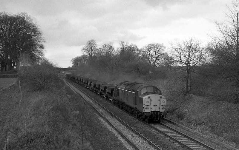 37069, down departmental, Willand, near Tiverton, 9-4-87.