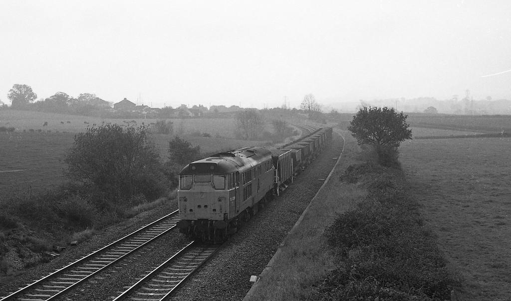 31406, up departmental, Willand, near Tiverton, 3-11-87.