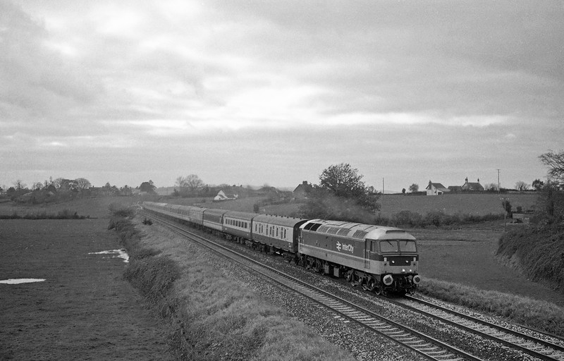 47609, up, Rewe, near Exeter,17-11-87.