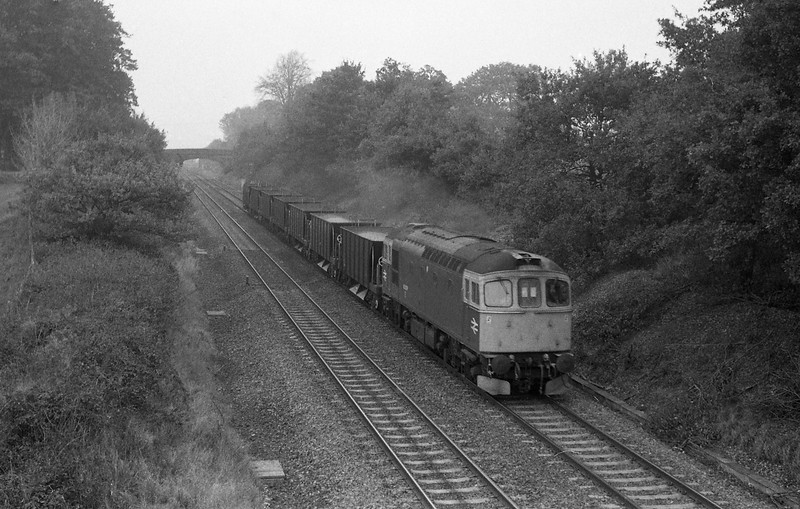 33206, down departmental, Willand, near Tiverton, 3-11-87.
