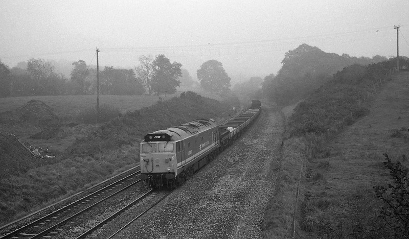 50043, down departmental, Whiteball, 2-11-87.