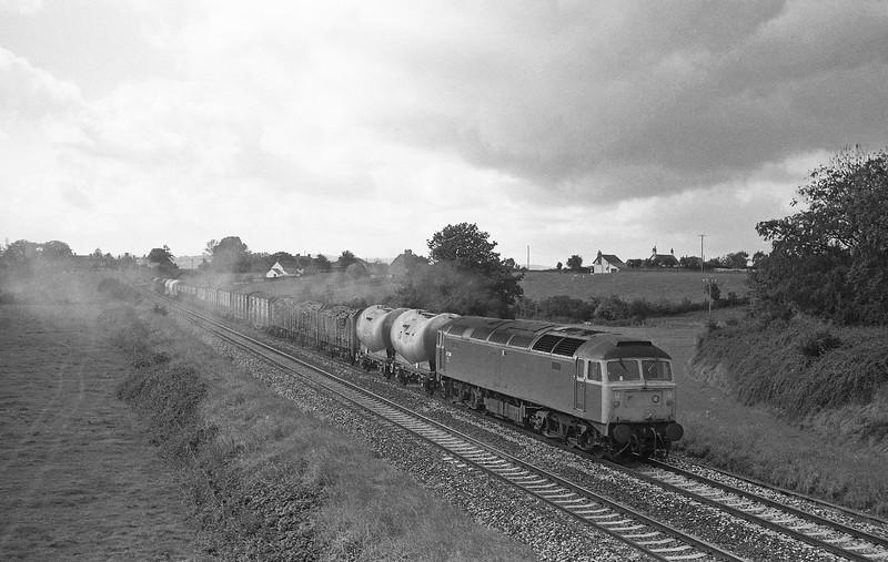 47286, St Blazey-Undy, Rewe, near Exeter, 6-10-87.