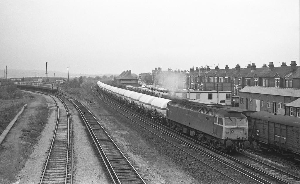 47456, Furzebrook-Avonmouth, Eastleigh, 26-10-87.