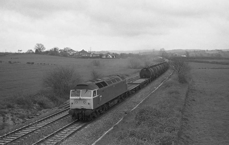 47146, St Blazey-Undy, Willand, near Tiverton, 19-4-88.