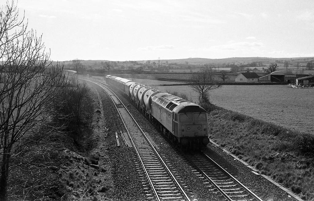 47226, St Blazey-Undy, Willand, near Tiverton, 16-2-88.