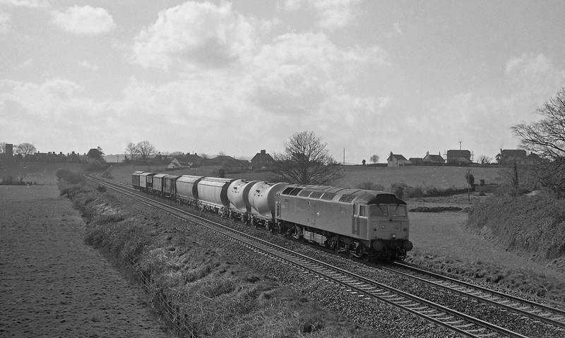47306, St Blazey-Undy, Rewe, near Exeter, 15-3-88.
