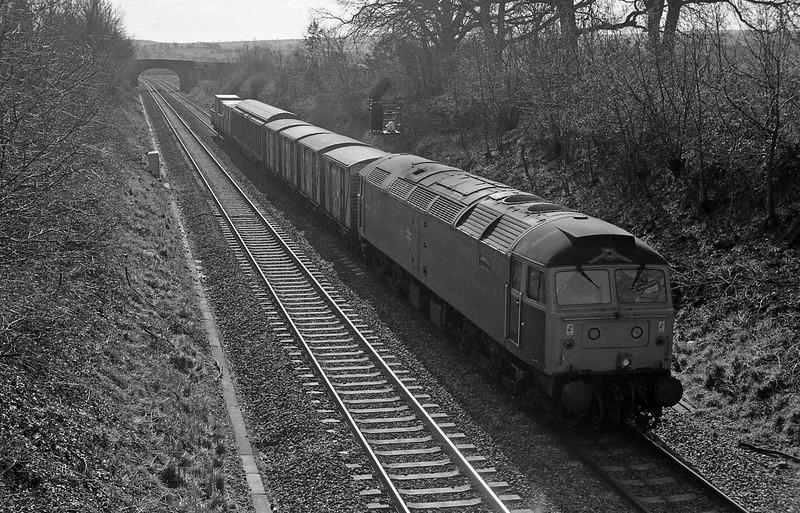 47143, St Blazey-Undy, Willand, near Tiverton, 1-3-88, looped.