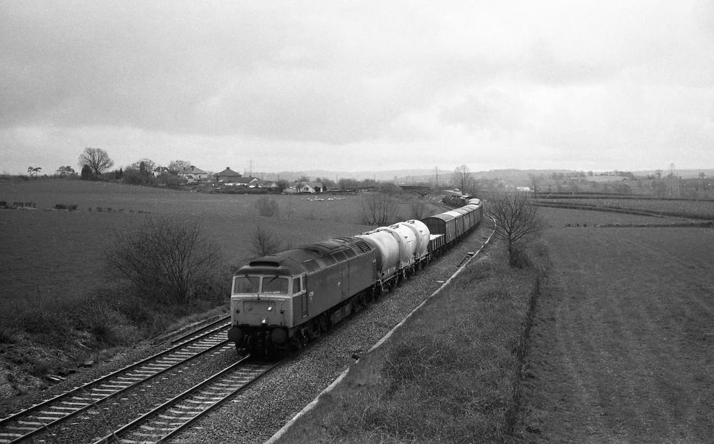 47189, St Blazey-Undy, Willand, near Tiverton, 29-3-88.