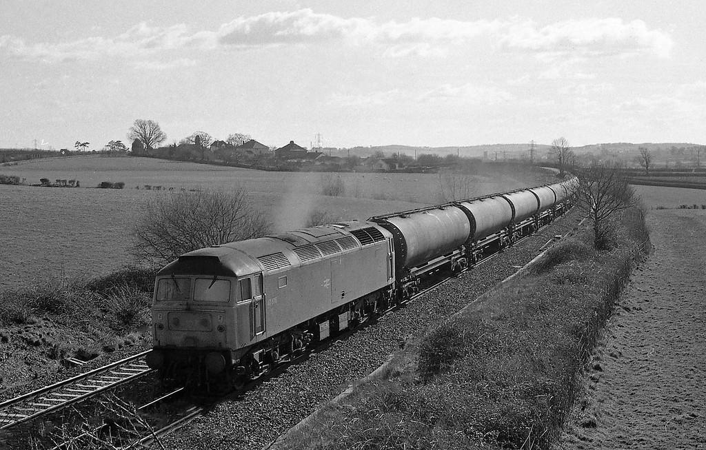 47376, Heathfield-Waterston, Willand, near Tiverton, 1-3-88.