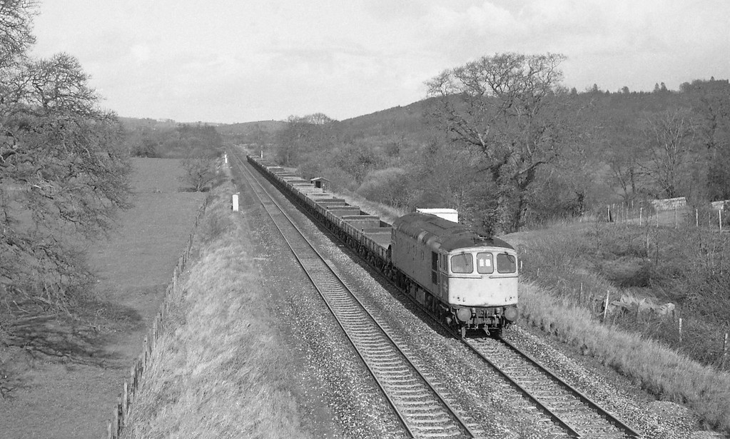 33064, down departmental, Rewe, near Exeter, 15-3-88.