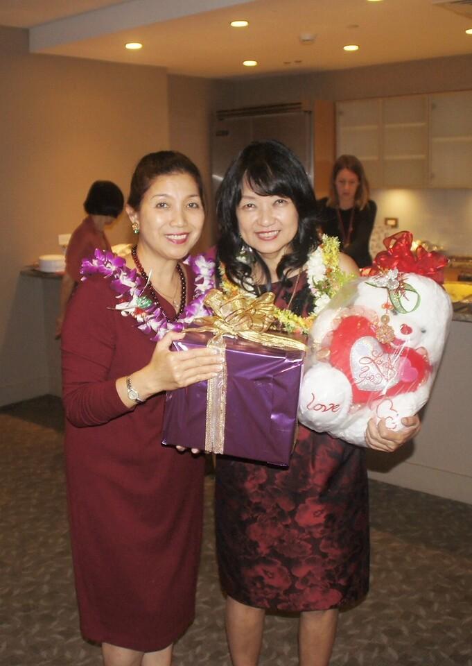 Li May and Linda