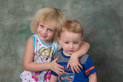2015 14th Annual Day for Children Portraits at Huizenga College of Business and Entrepreneurship