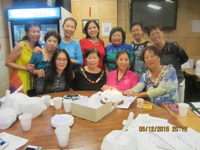 2015 GFCBW Hawaii Chapter