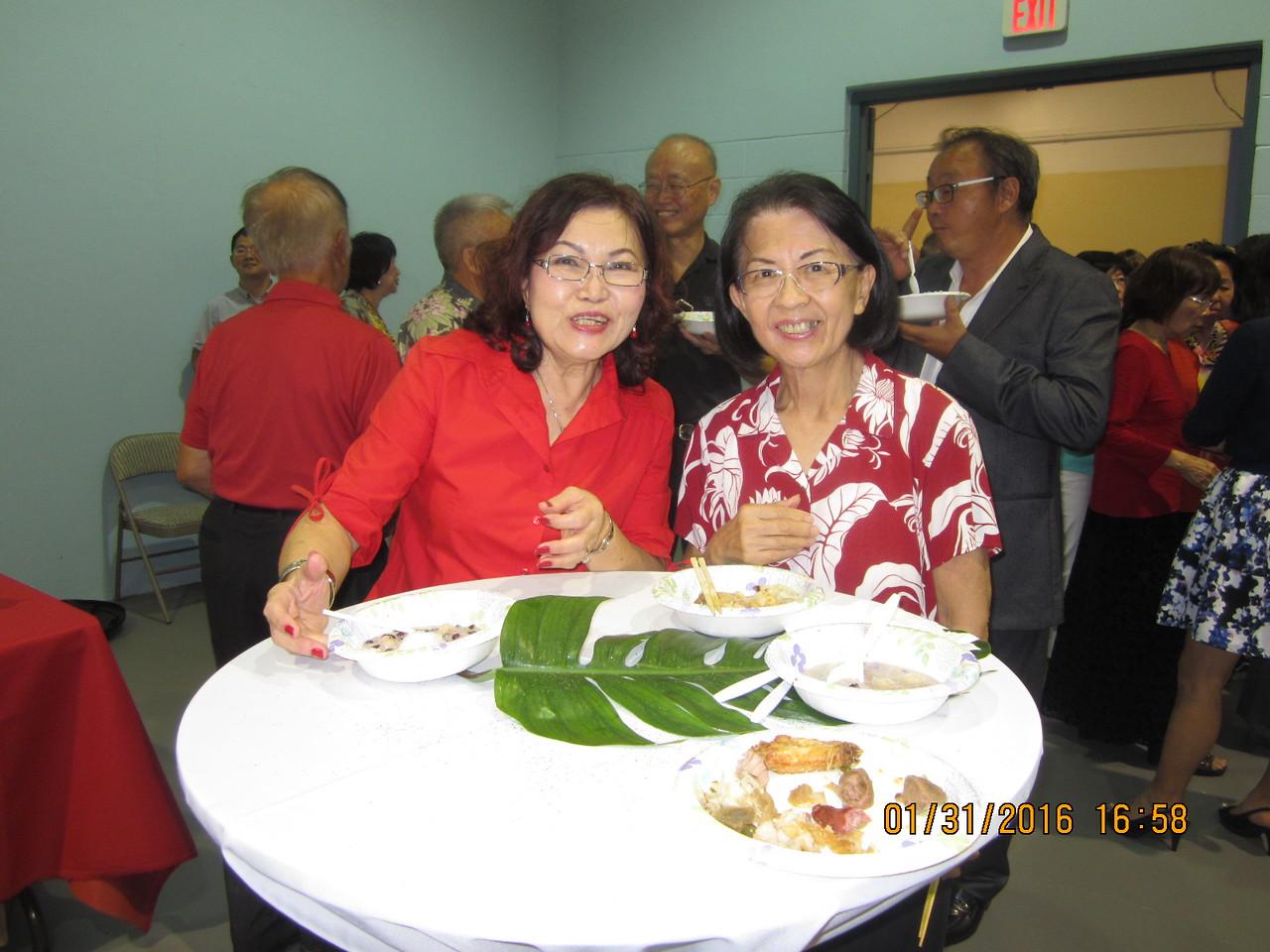 LiShueh with friend