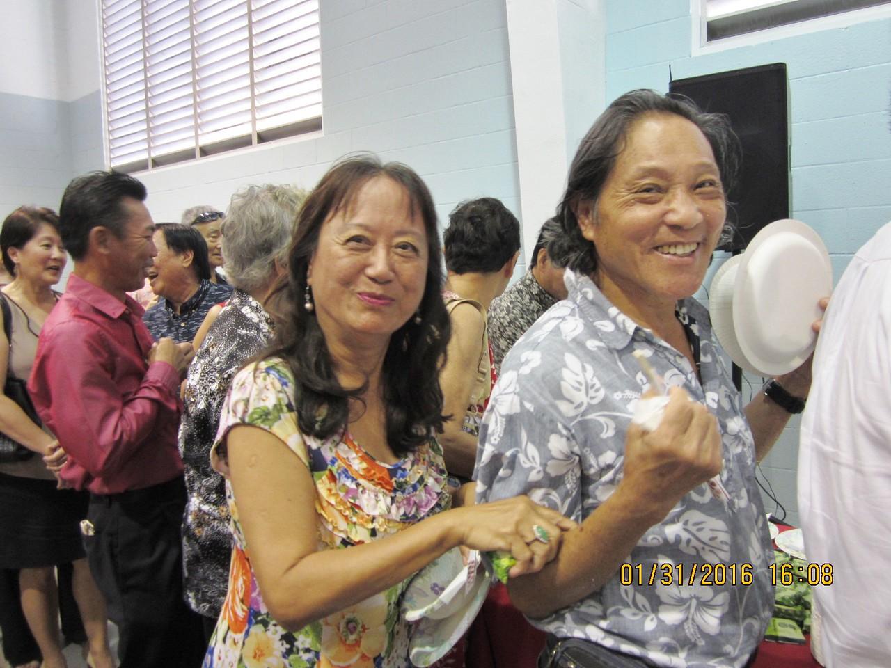 Gloria & James Chi