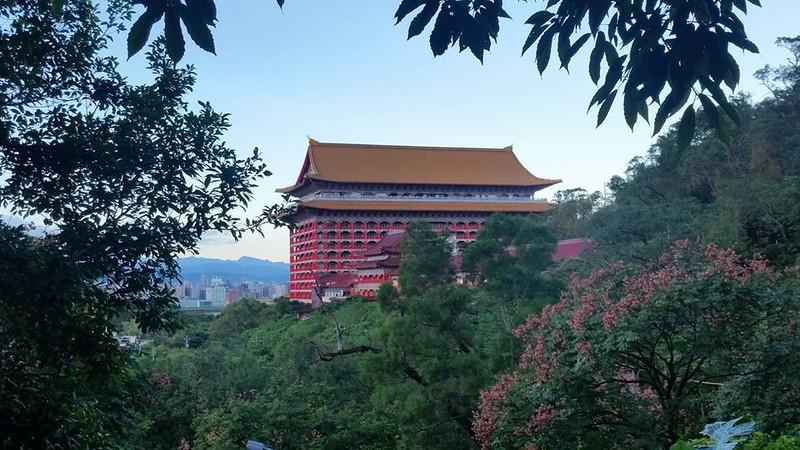 Grand Hotel in Taipei