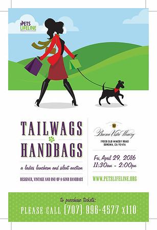 2016 Tailwags Handbags