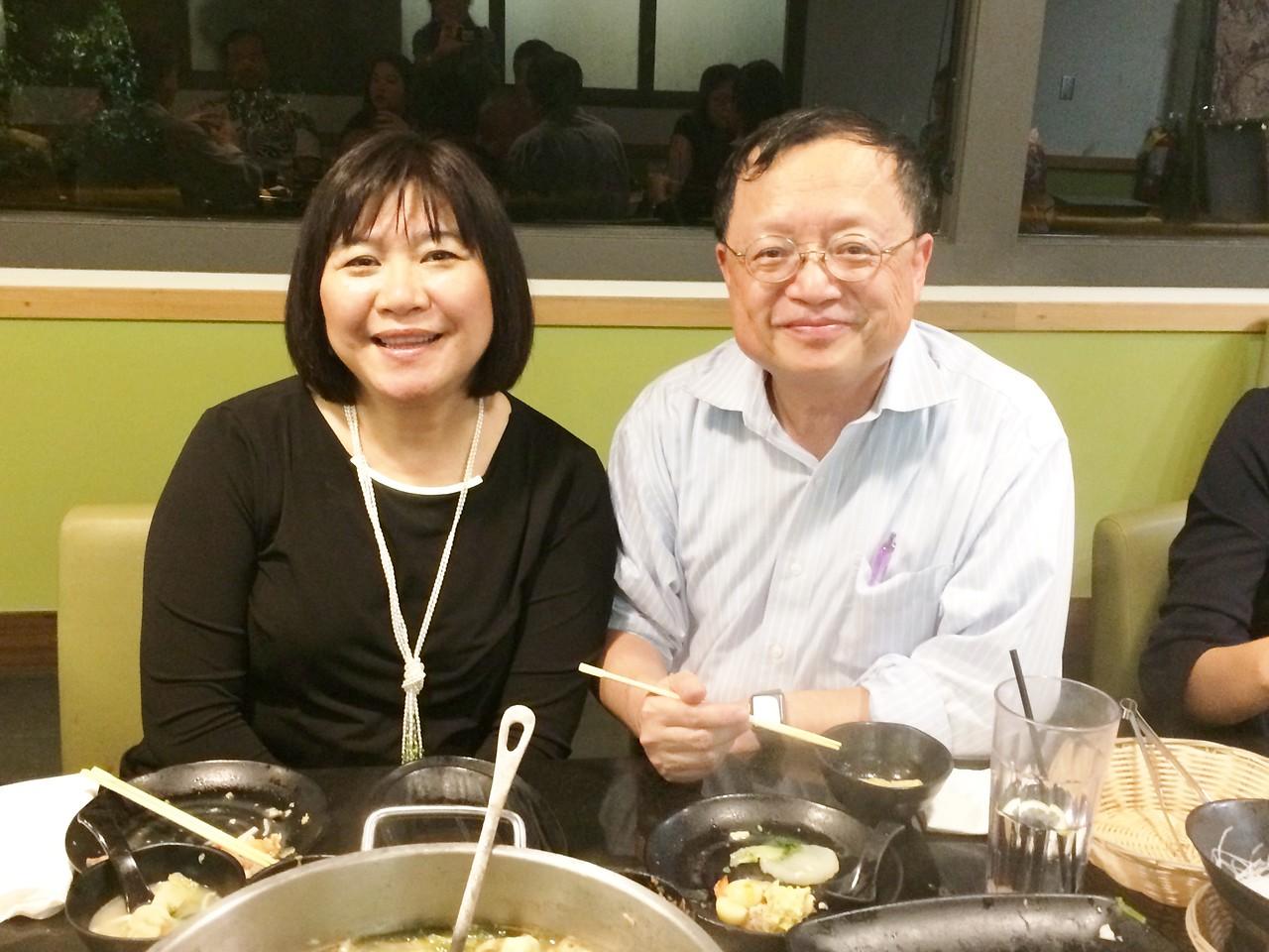 Mr & Mrs. Lai