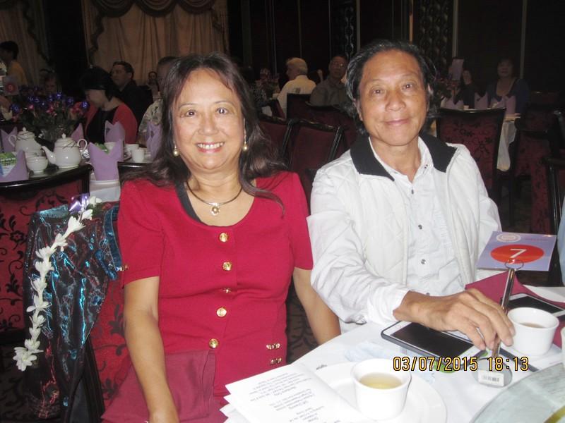 Gloria & James