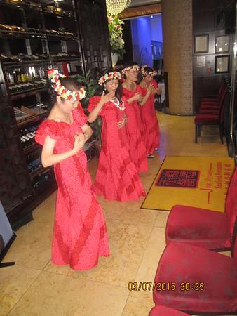3/07/2015 Installation Spring Banquet