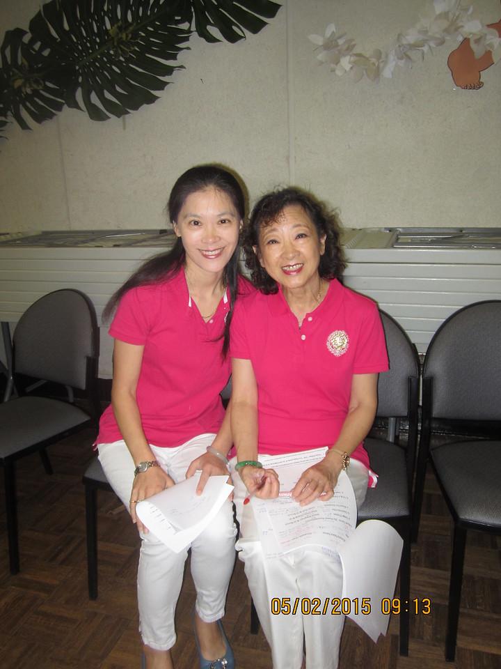 VP - Jessica with Vina