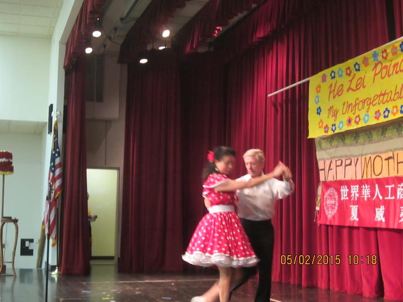 tango with David