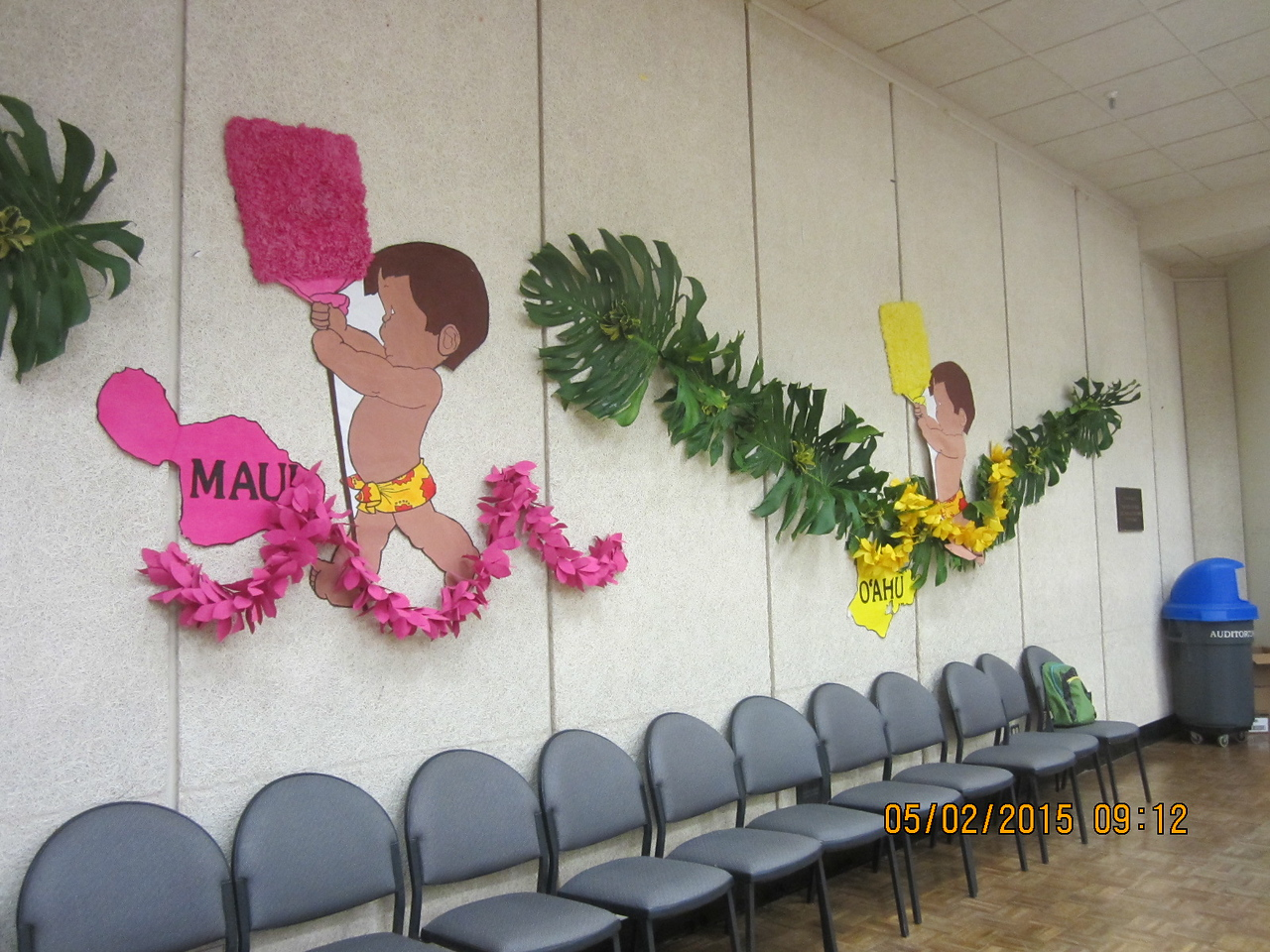 Mother's Day program at Kuakini