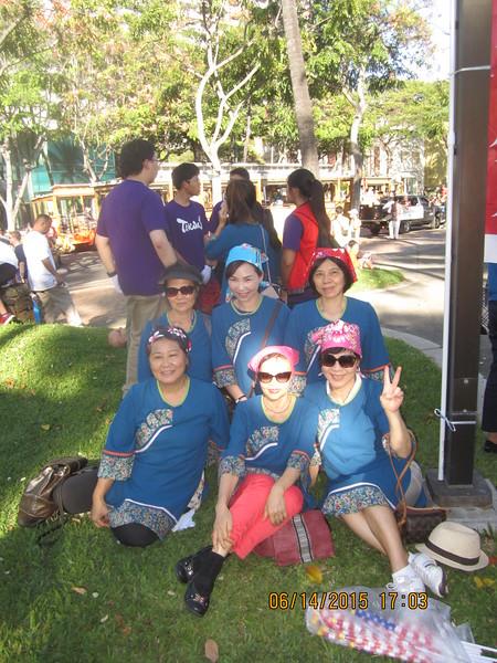 The Hakka group