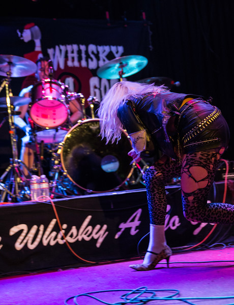 BARB WIRE DOLLS @ THE WHISKEY
