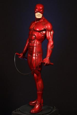 Bowen Designs Daredevil Statue PHASE 1