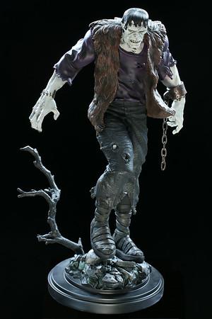 Bowen Designs Frankenstein Statue PHASE 5