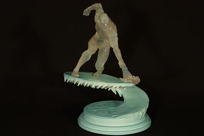 Bowen Designs Iceman Statue PHASE 3
