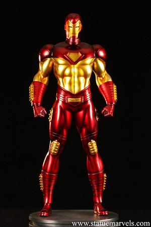 Bowen Designs Iron Man Modular Armor Statue PHASE 5