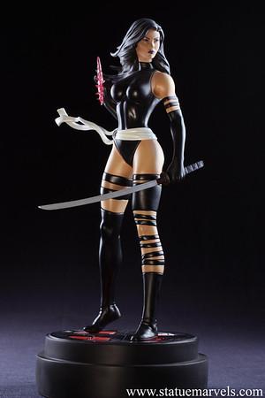 Bowen Designs X-Force Psylocke Statue PHASE 5