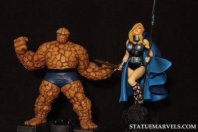 Bowen Designs The Thing Statue PHASE 5