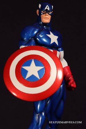 Captain America Avenger Statue PHASE 5