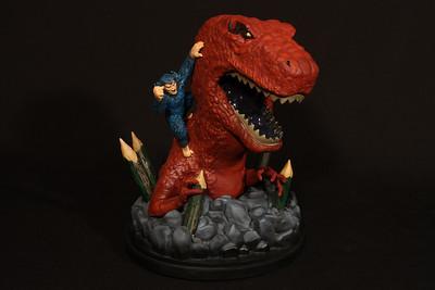 Bowen Designs Devil Dinosaur Mini Bust