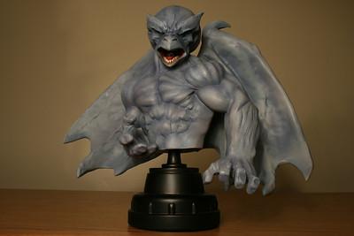 Bowen Designs Dragon Man Mini Bust PHASE 3