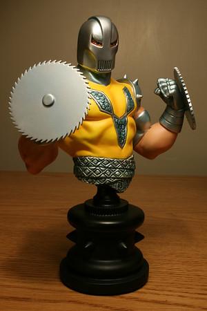 Bowen Designs Gladiator Mini Bust PHASE 3