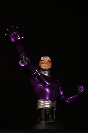 Bowen Designs Machine Man Mini Bust