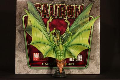 Bowen Designs Sauron Mini Bust