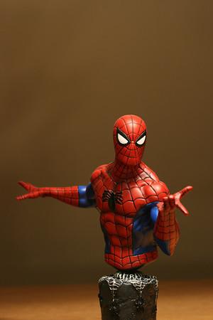 Bowen Designs Spider-Man Classic Mini Bust PHASE 3