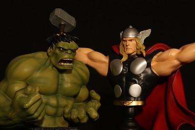Bowen Designs Thor Mini Bust