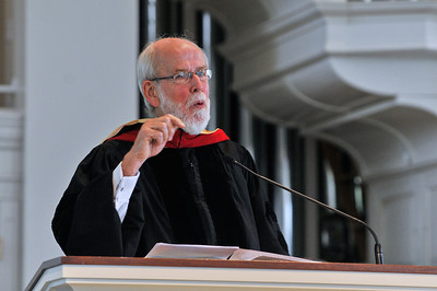 Commencement speaker Mark Hanson
