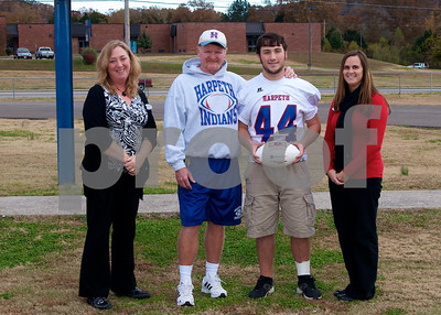 Harpeth Football 2013 Player of the week