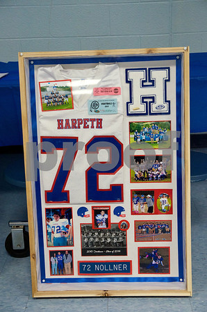 Harpeth Football Awards Banquet 2013-14 Season