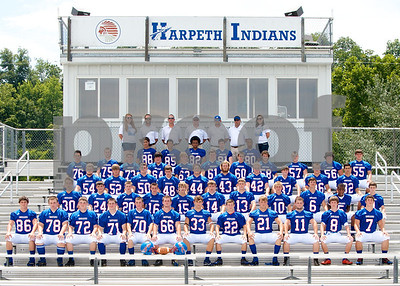 Harpeth Football Team Pictures 2013
